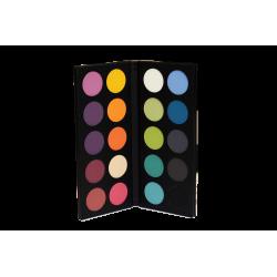 Palette 20 Fards - Harmonie Pro