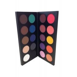 20 PRO INTENSE Eyeshadows palette