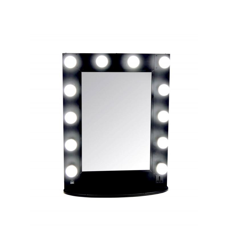 Backstage make up mirror