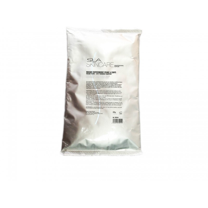 EXOTHERMIQUE BODY & FACE MASK 10x220g