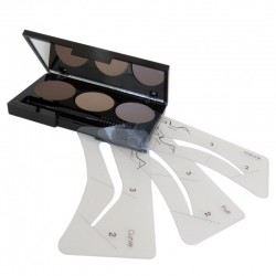 Perfect eyebrow kit pour les blondes