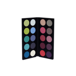 Palette 20 Fards - Harmonie Froide