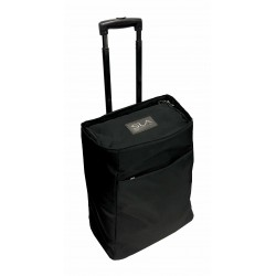 Tissu duo make up trolley