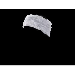 bandeau jetable blanc