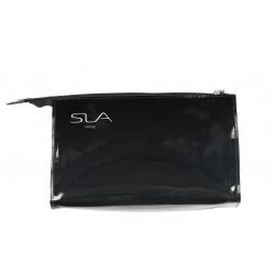 Trousse PVC Noire brillante Maxi modèle