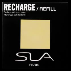 Ombre soft micronisée recharge -  JAUNE PASTEL
