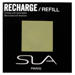 Ombre soft micronisée recharge -  VERT ANIS IRISE