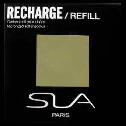 Ombre soft micronisée recharge -  JAUNE VERT IRISÉ