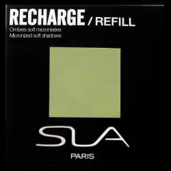 Ombre soft micronisée recharge -  CITRON VERT IRISÉ
