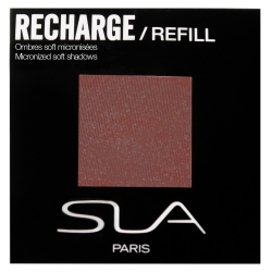 Ombre soft micronisée recharge -  ROUILLE ORANGE IRISÉ