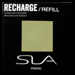 Ombre soft micronisée recharge -  VERT CLAIR IRISÉ