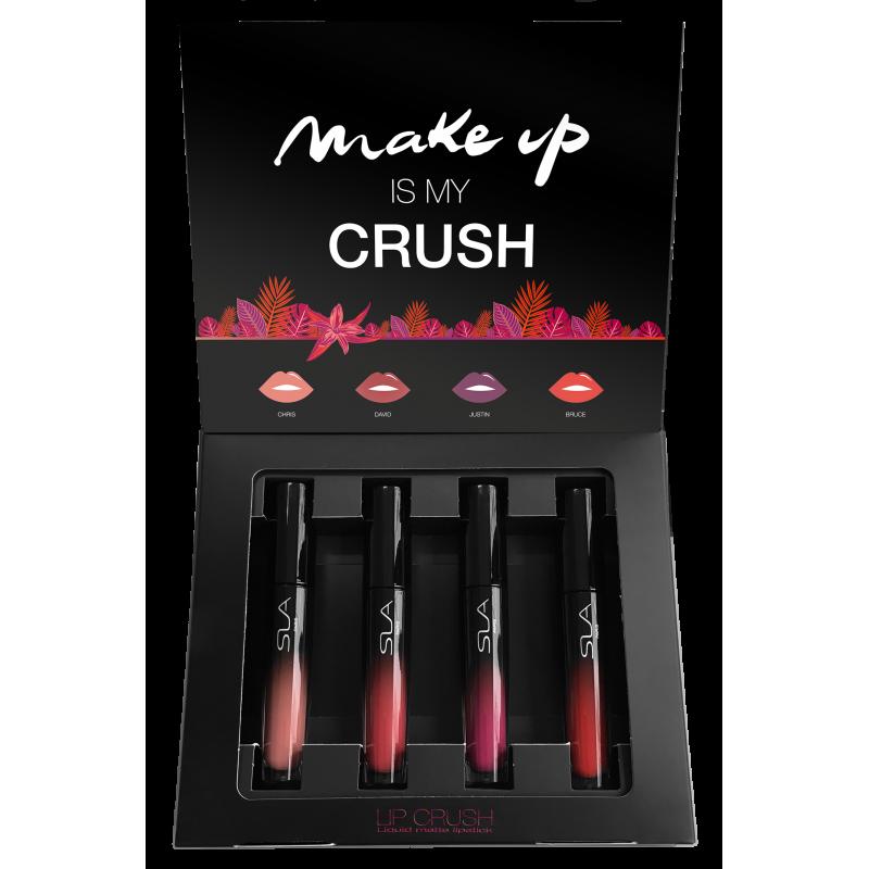COFFRET LipCrush - Liquid matte liptisck