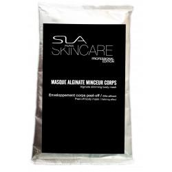 Masque Alginate Minceur Corps 150g - Peel-off effet affinant/amincissant