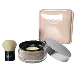 Travel kit - Smoothness aqua & hyaluronic powder