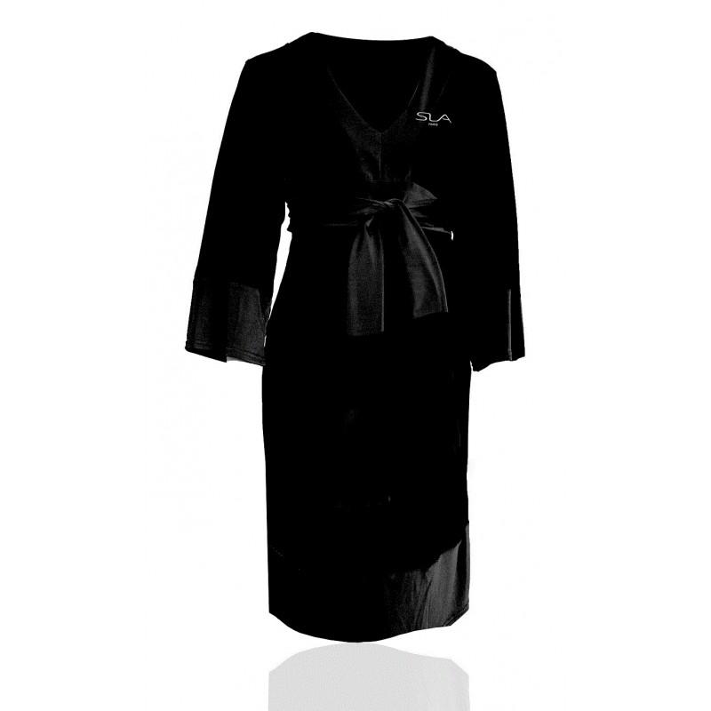 Super pro black kimono