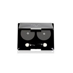 Boîtier duo vide rechargeable Ombre soft diam. 35mm
