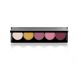 Palette 5 gloss cake Luxe Baby doll
