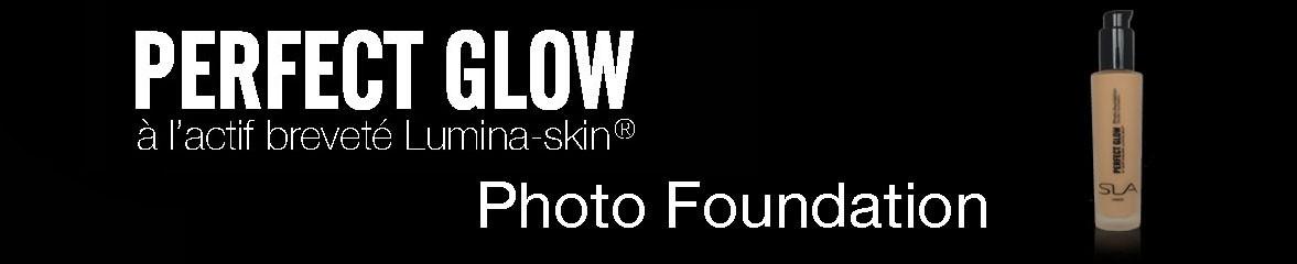 Photo foundation PERFECT GLOW